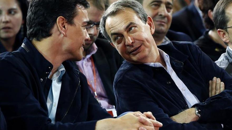 "Zapatero, sobre si apoya a Pedro Sánchez: ""Sí, claro, siempre"""
