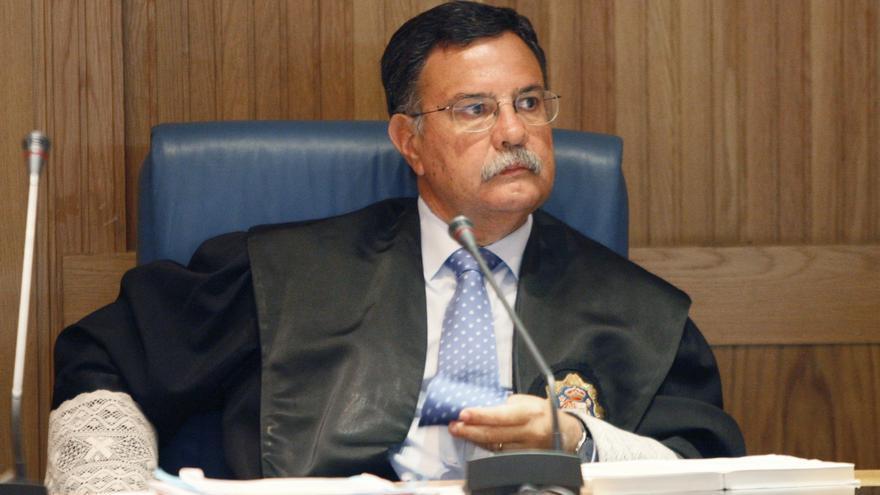 El juez de la Sala de lo Penal de la Audiencia Nacional Ángel Hurtado