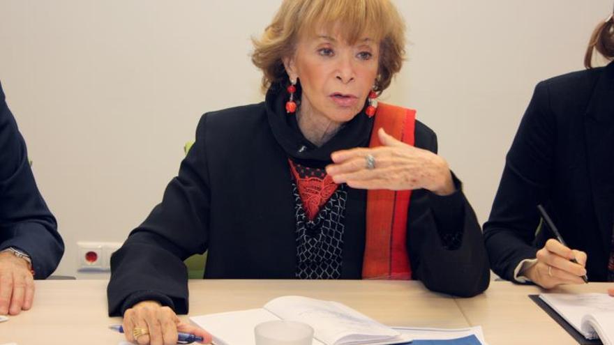 IU quiere que De La Vega aclare al Congreso si maniobró en favor de Botín