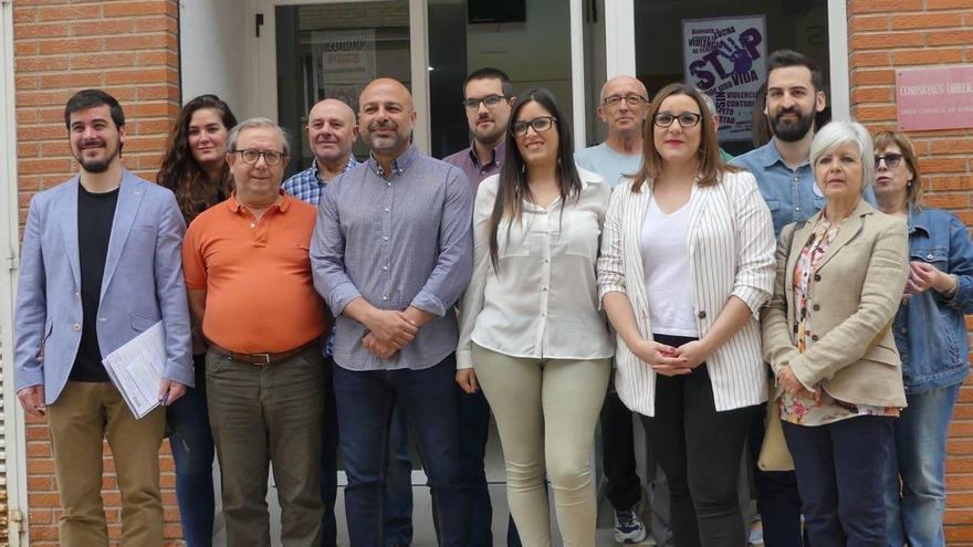 """Molina defiende que a Castilla-La Mancha """"le ha sentado muy bien"""" que Podemos esté en el Gobierno"""