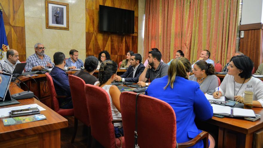 Reunión del Comité Científico de la Reserva de la Biosfera de La Palma.