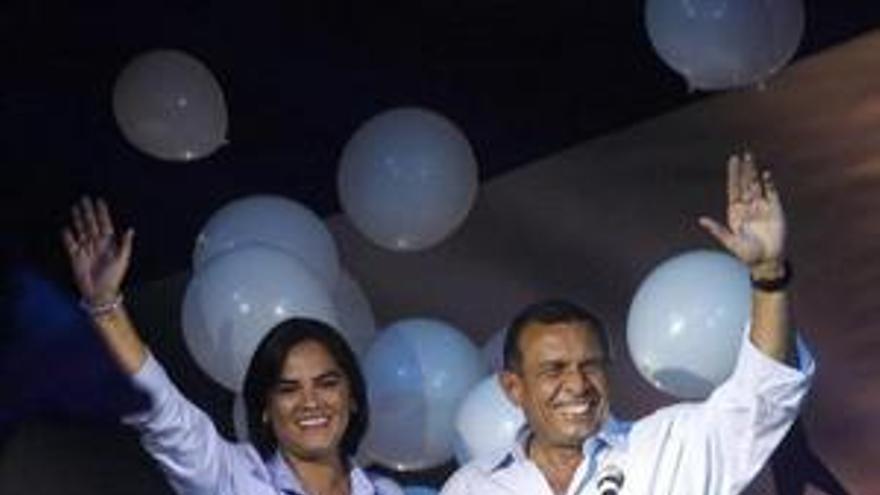 Los conservadores ganan en Honduras