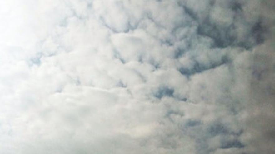 Cielo nublado, nubes, mal tiempo