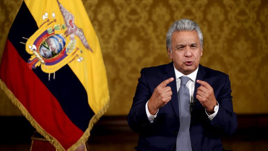 """""""Traspasaré un país en orden y no una emboscada"""", dice el presidente de Ecuador"""