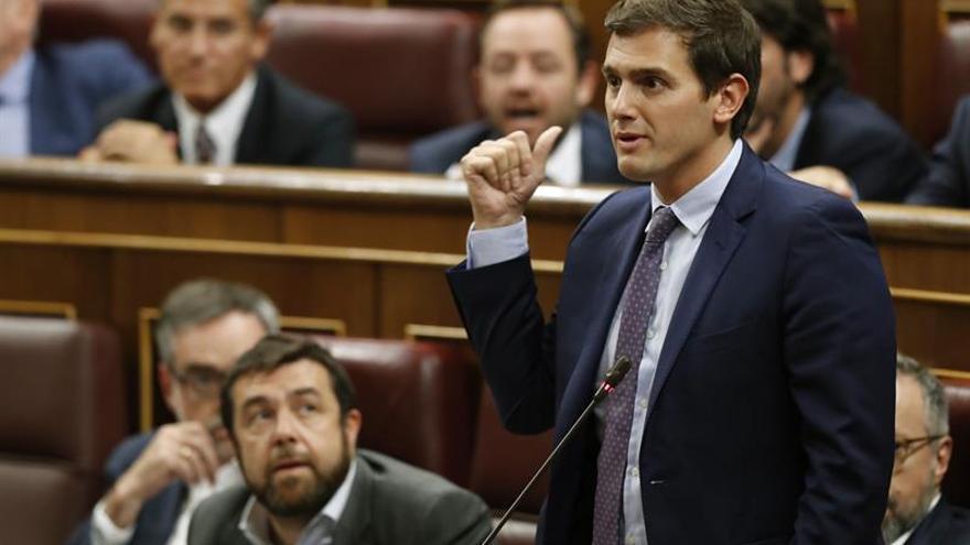 """Rivera cree que """"sí ha habido declaración de independencia"""""""