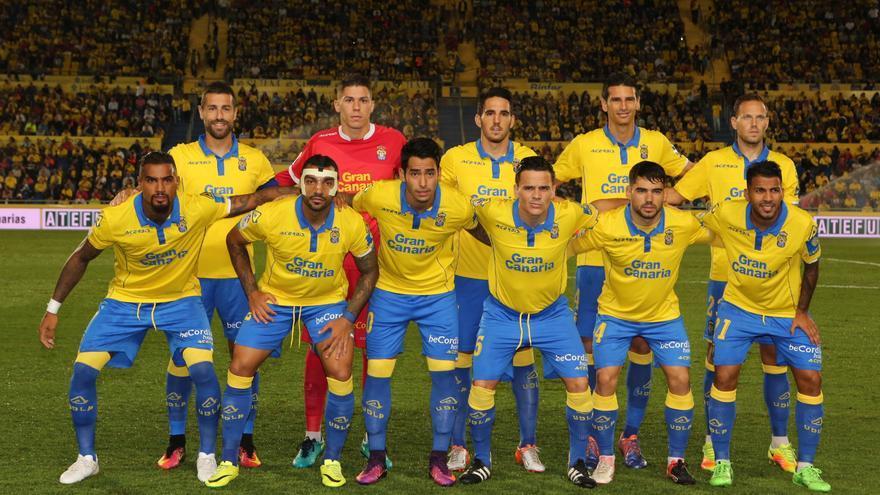 Imágenes del partido disputado en el Estadio de Gran Canaria entre la UD Las Palmas y el Celta de Vigo. Alejandro Ramos.