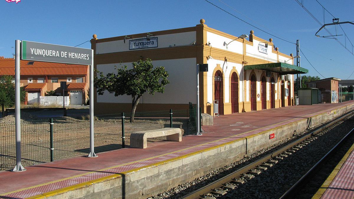 Estación Yunquera de Henares