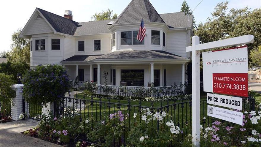 La venta de casas nuevas en EE.UU. se dispara en noviembre un 17,5 por ciento