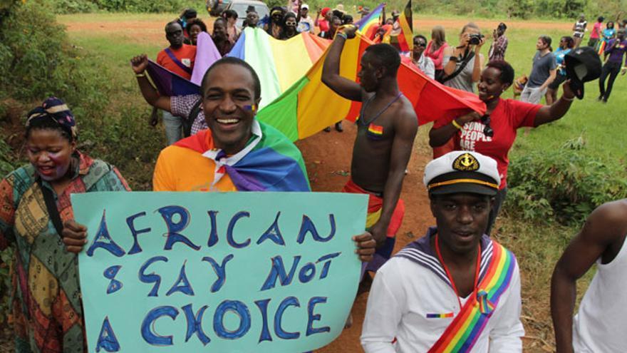 En Namibia la homosexualidad es considerada un delito