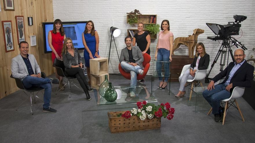 Navarra Televisión arranca su sexta temporada con una parrilla a la que se incorporan seis nuevos programas