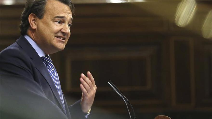 El diputado del PP Agustín Conde. / Efe.