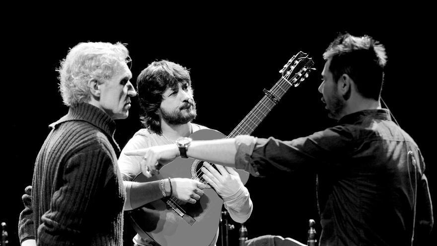 El Teatro Campos Elíseos de Bilbao presenta este sábado el último espectáculo de Miguel Poveda 'Íntimo'