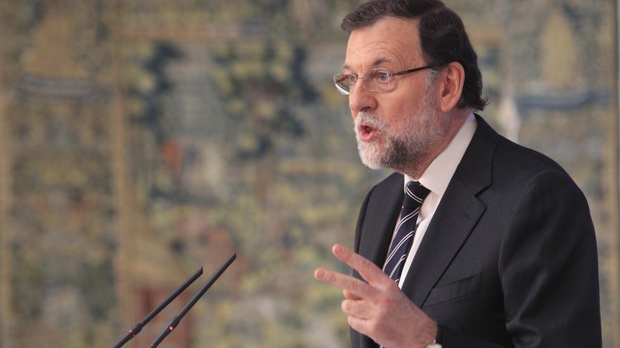 """Rajoy: """"La clave es no desistir nunca y no rendirse jamás como en tantas y tantas facetas de la vida"""""""