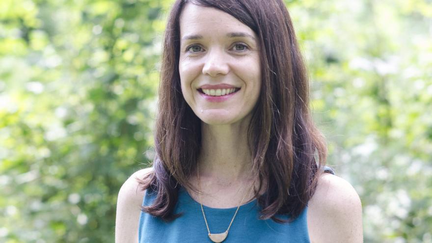 La escritora Belle Boggs. TRACE RAMSEY