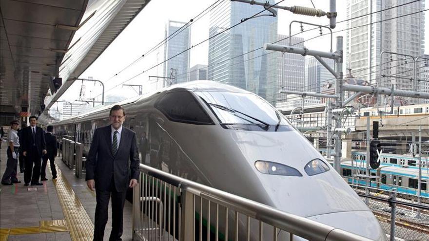 Japón construirá el primer tren bala de la India, según el diario Nikkei