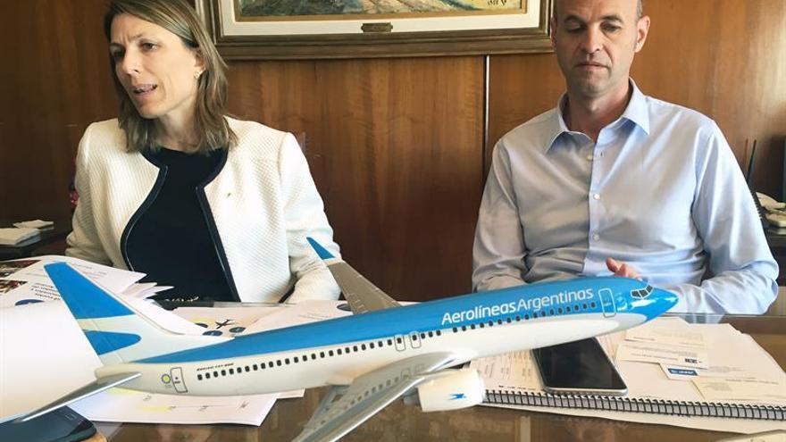 """El Gobierno dice que la renuncia de la jefa de Aerolíneas Argentinas fue """"de común acuerdo"""""""