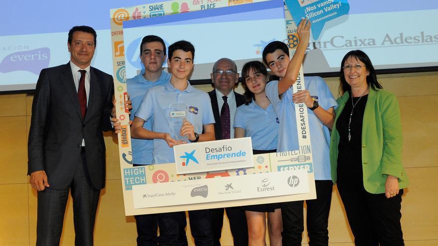 Jóvenes albaceteños que van a Sillicon Valley