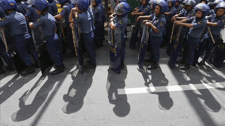 Manila, en alerta roja por la llegada de 21 líderes para la cumbre de APEC
