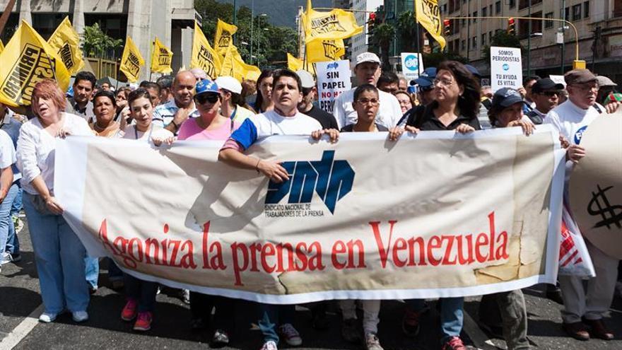 Denuncian la desaparición de un periodista en Venezuela tras supuestas amenazas