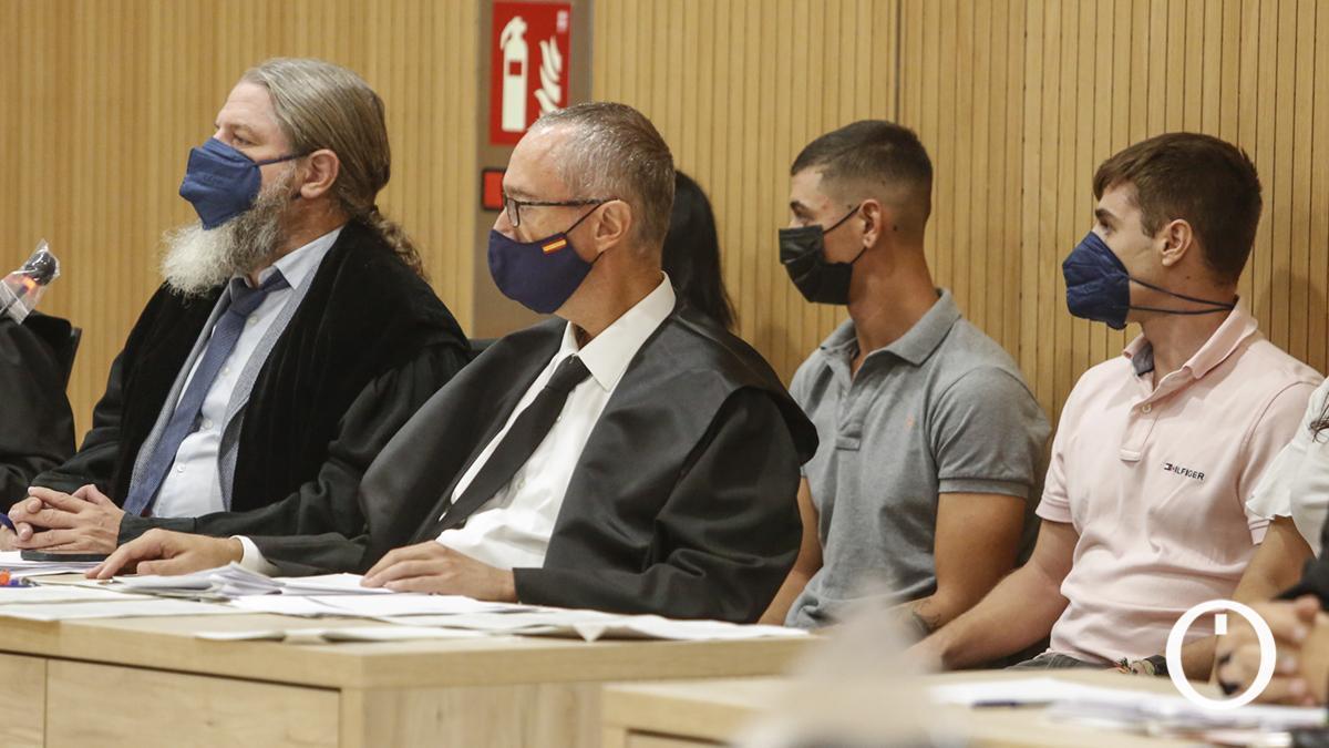 Inicio del juicio del crimen de Moreras
