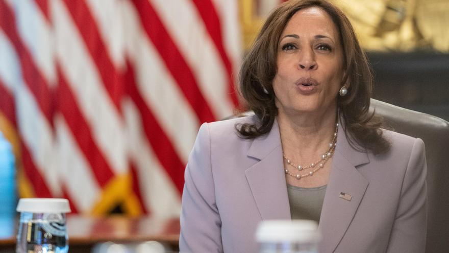 """Harris dice que los """"soñadores"""" merecen un camino a la ciudadanía estadounidense"""