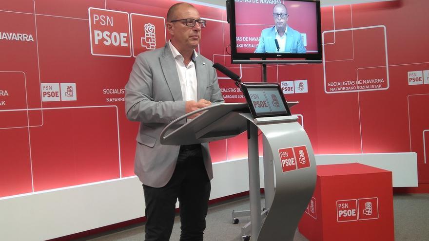 """El PSN critica que Barkos """"vuelve a apostar por la educación concertada al autorizar ocho nuevas unidades"""""""