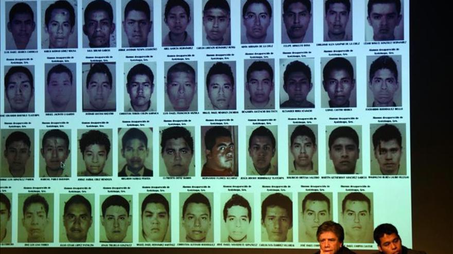 CIDH insta a México a seguir la búsqueda de los 43 estudiantes desaparecidos