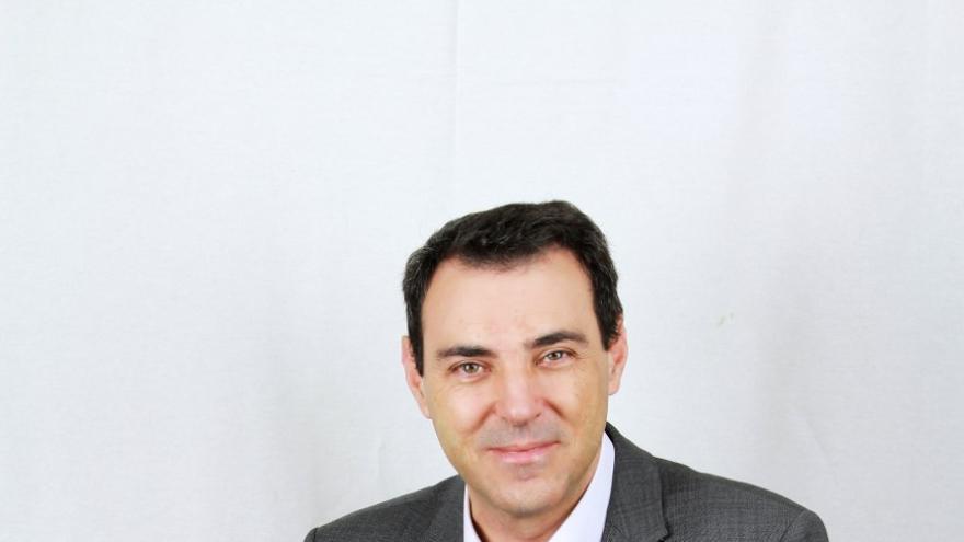 Juan Carlos Bermejo, el afiliado que quiere disputar a Albert Rivera el liderazgo de C's.
