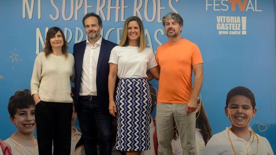 Movistar presenta 'Ni superhéroes ni princesas' en el FestVal, un formato que hablará sobre la educación sexista
