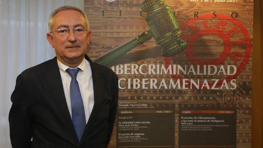 El catedrático de Derecho Penal de La Universidad de Valencia, José Luis González Cussac.