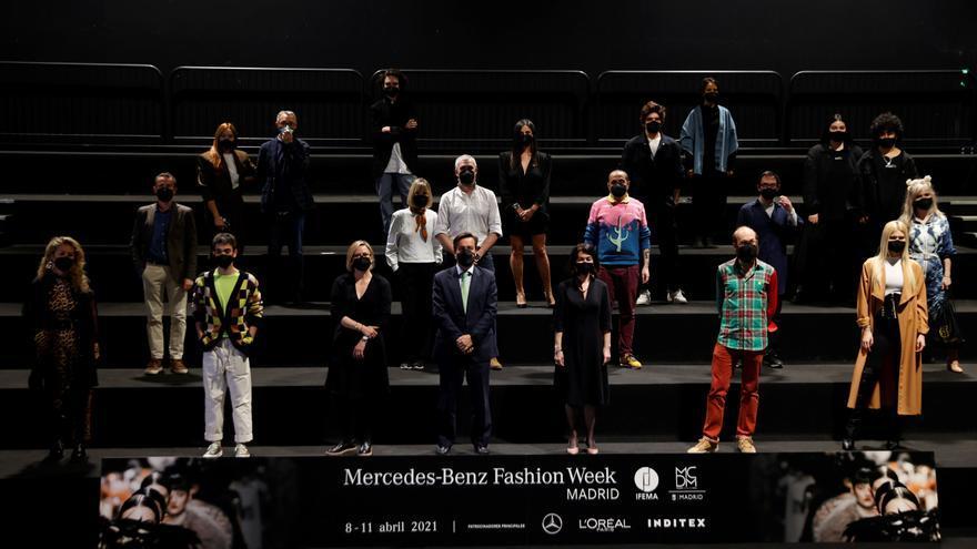 Comienza la pasarela madrileña, moda española sostenible y formato híbrido