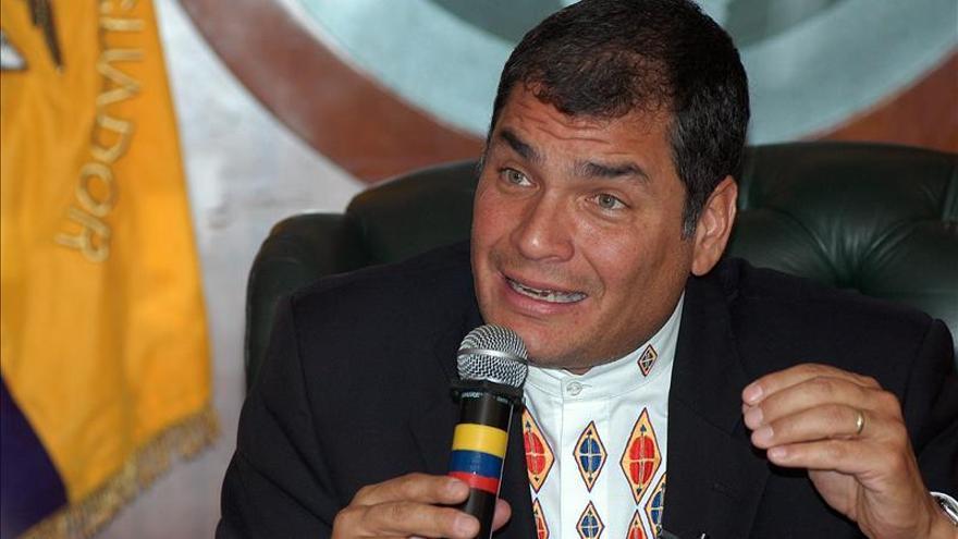 Partidos de izquierda de América Latina apoyan a Rafael Correa en los comicios