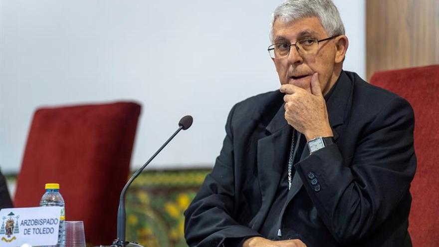 Arzobispo de Toledo: duele mucho los sacerdotes culpables de abusos a menores