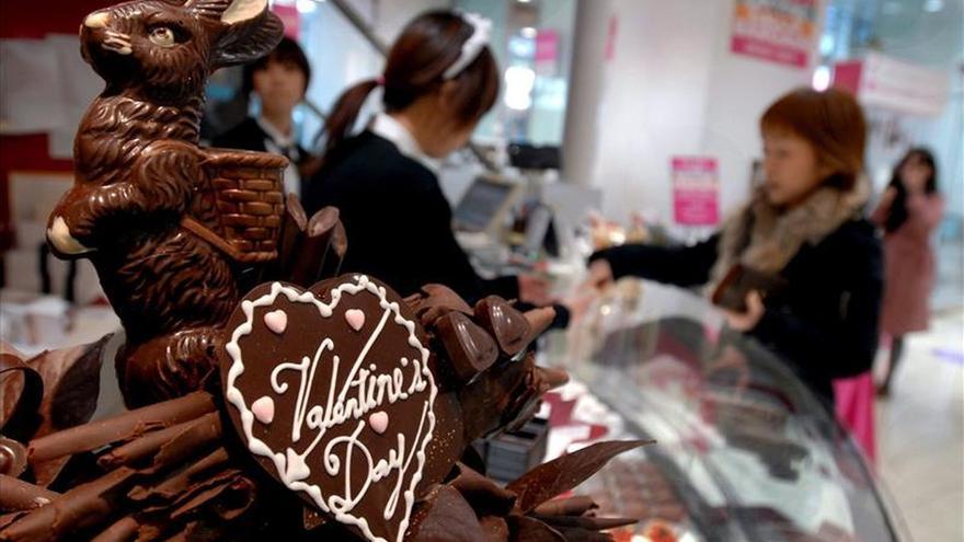 El chocolate gusta más al cerebro que una imagen erótica