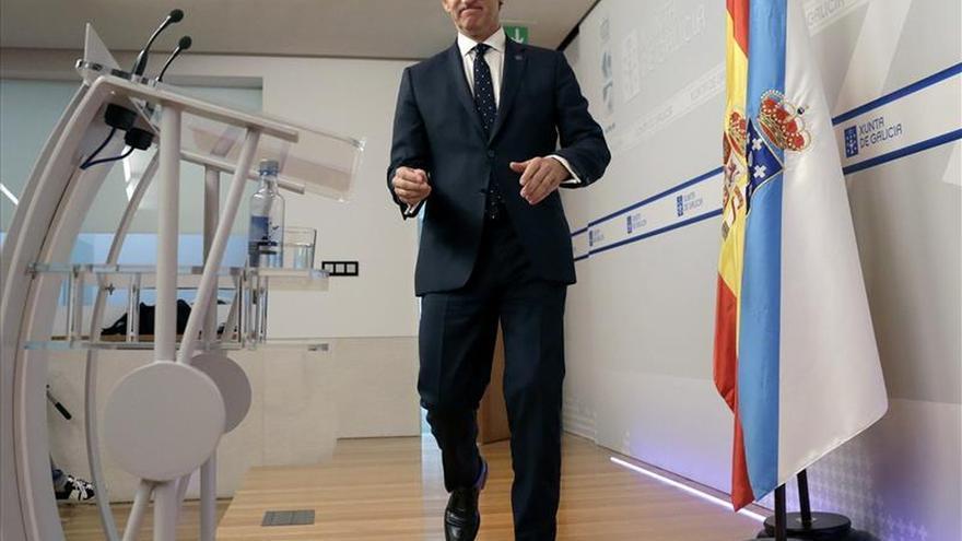 Feijóo anuncia que se venderá en farmacias la vacuna contra la meningitis B