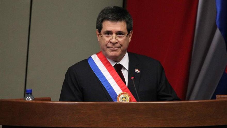 Inicia la mesa de diálogo en Paraguay con la ausencia del primer partido opositor