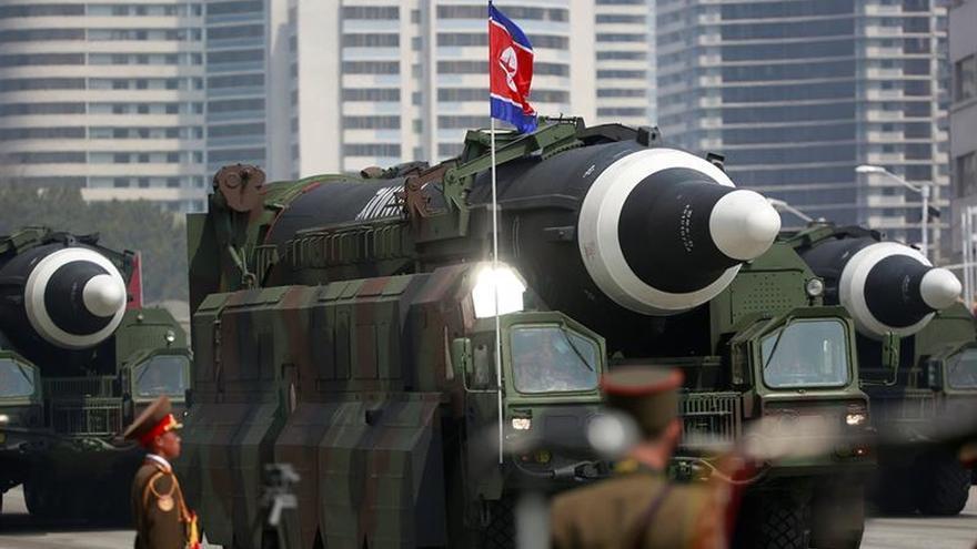 El Pentágono cree que solo podría destruir el arsenal norcoreano con una invasión
