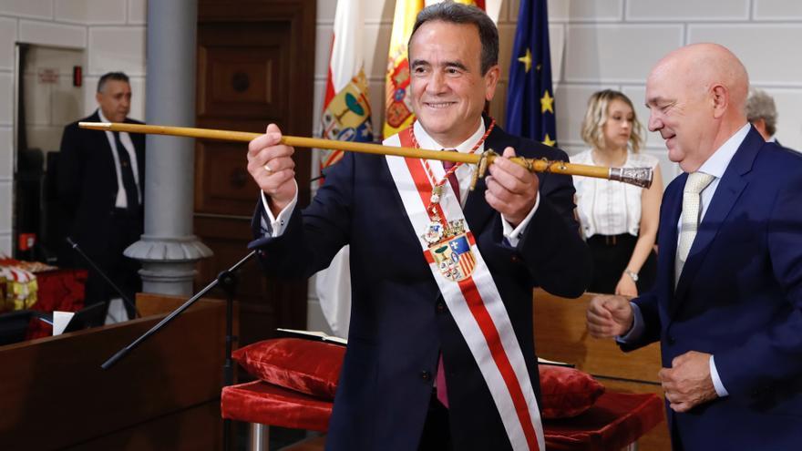 Sánchez Quero ha sido reelegido como presidente de la DPZ
