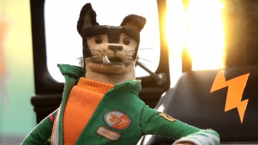 Buddy Thunderstruck, una de las series de animación del año