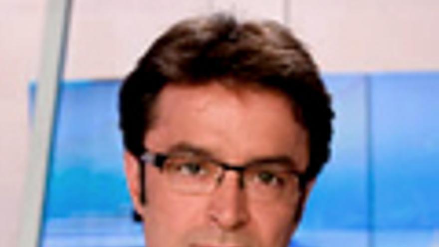Marcos López, del Telediario de La 1 a reportero en La 2