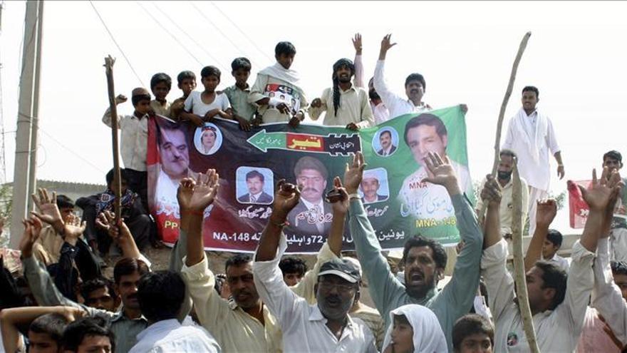 6 detenidos por el secuestro del hijo del ex primer ministro de Pakistán