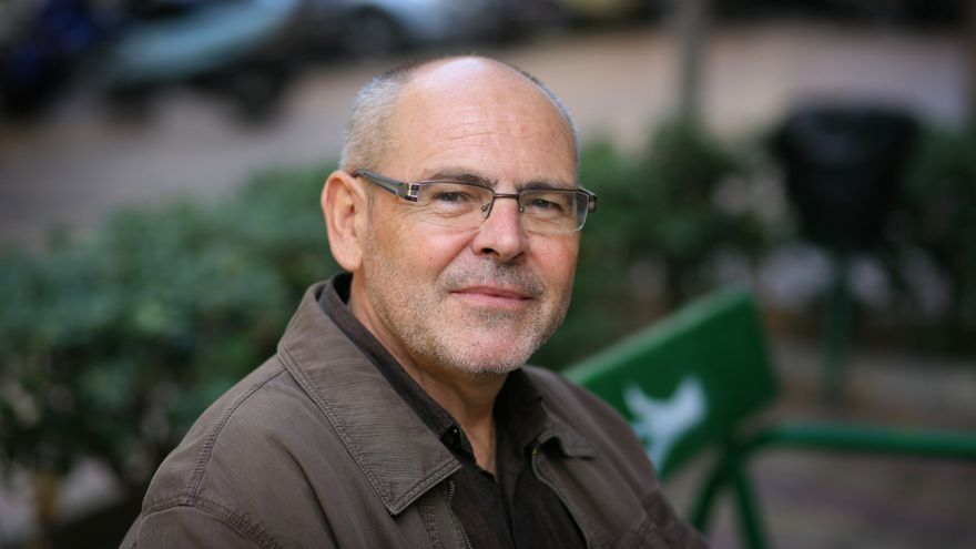 Toni Mollà, autor del llibre 'Escrits contra el silenci'.