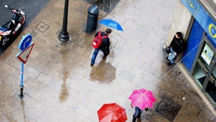 Lluvias En Alicante