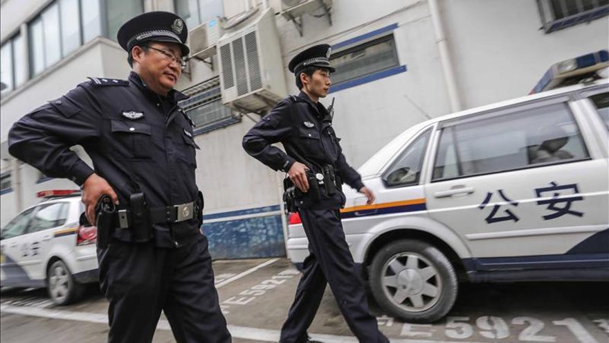 China detiene a cinco sospechosos de planear un atentando en Xinjiang