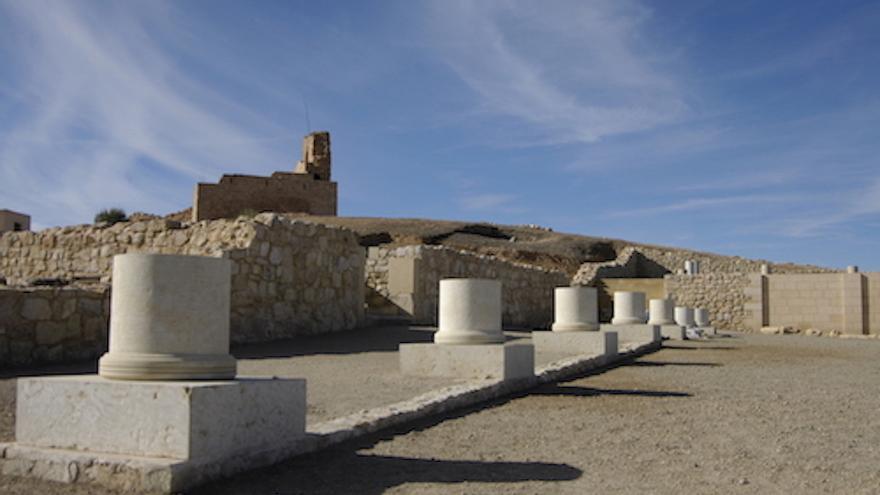 Yacimiento de Libisosa. FOTO: Ayuntamiento de Lezuza