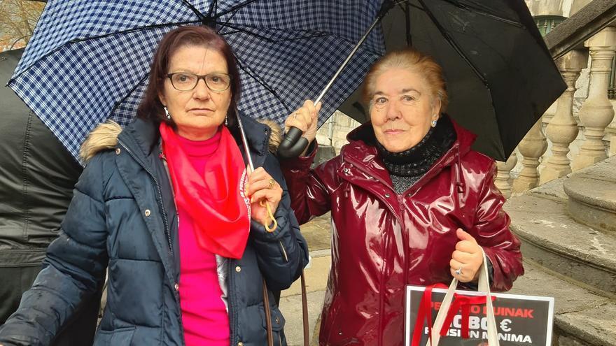 María Luisa y Juana