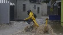 Lluvias causan 16 muertes en El Salvador y dejan a 7.225 personas refugiadas