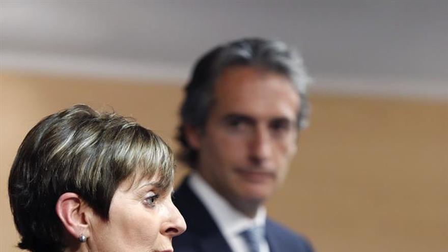 Fomento y el Gobierno vasco pactan el acceso de la alta velocidad a las capitales vascas