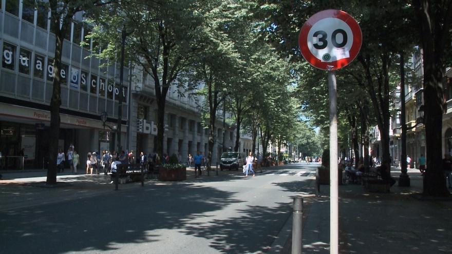 Bilbao expondrá la reducción a 30 km/h en la Villa en unas jornadas en Valladolid sobre reducción de la contaminación