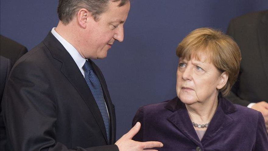 """Cameron ve """"progreso"""" en negociación con la UE, pero admite que será difícil"""